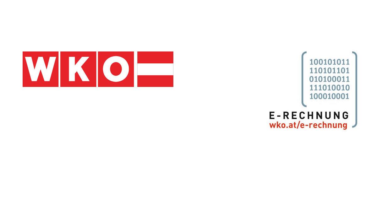 Kampagnen-Logo E-Rechnung
