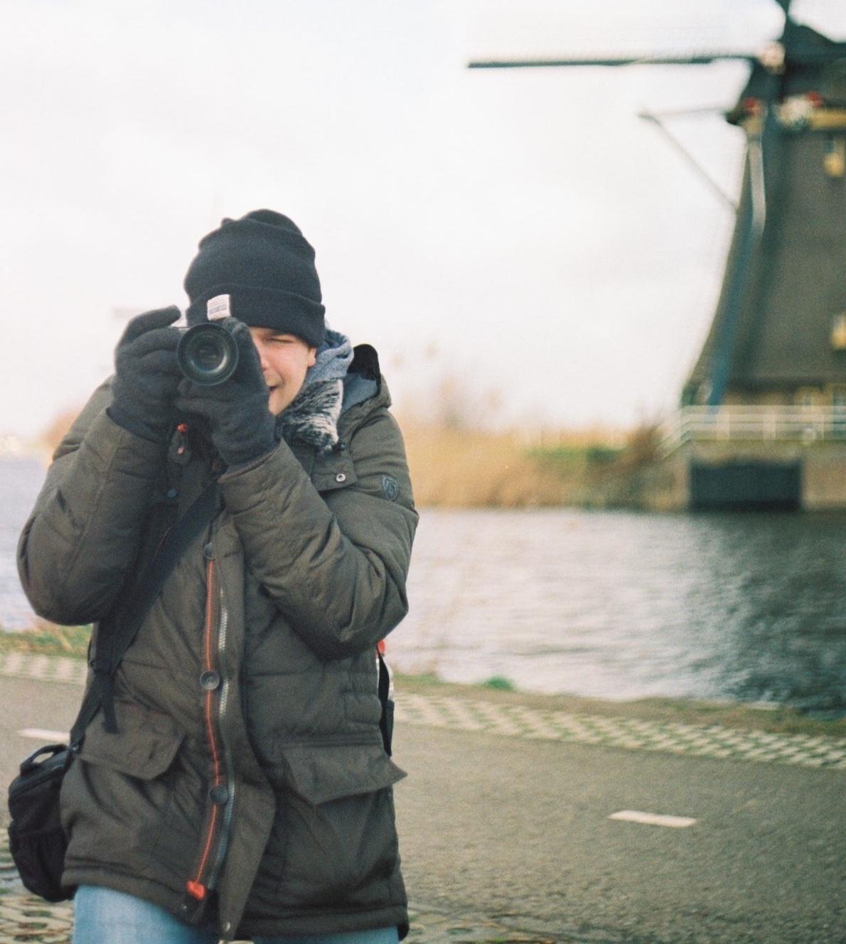 Jan Hoffmann als Fotograf
