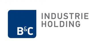 Logo B&C Industrieholding