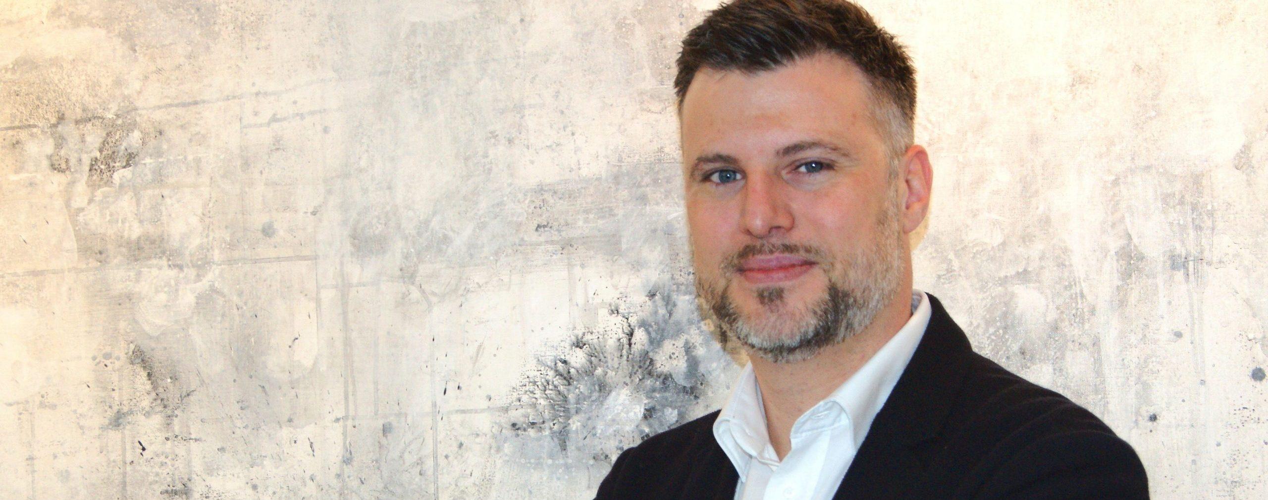 Portrait Christopher Reisinger