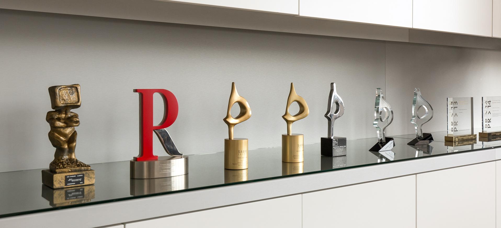 Auszeichnungen und Pokale