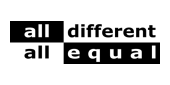 Logo all different all equal